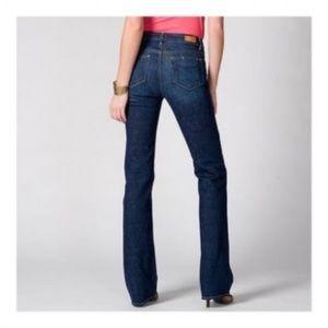 Paige Premium Denim Rising Glen Jeans Size 28